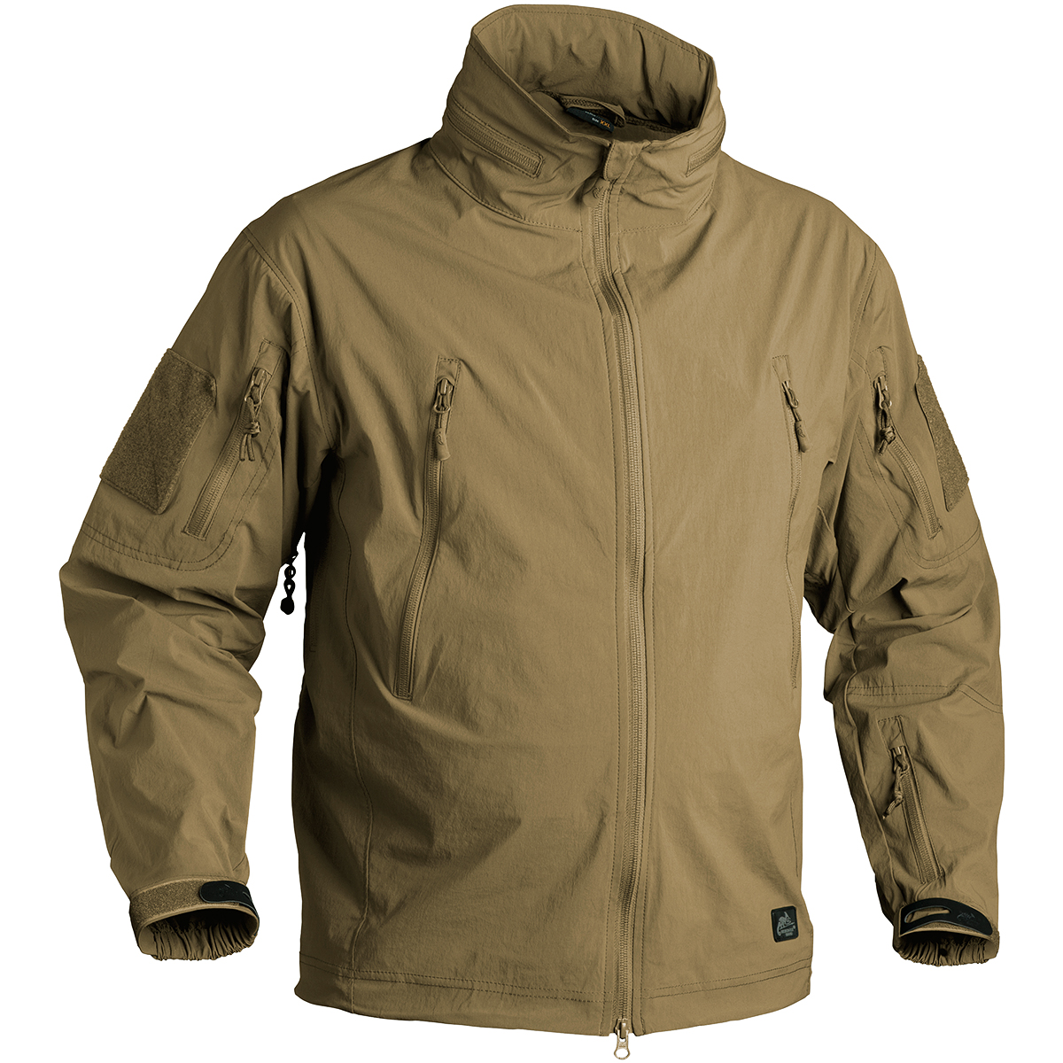 helikon trooper soft shell jacket coyote soft shell. Black Bedroom Furniture Sets. Home Design Ideas