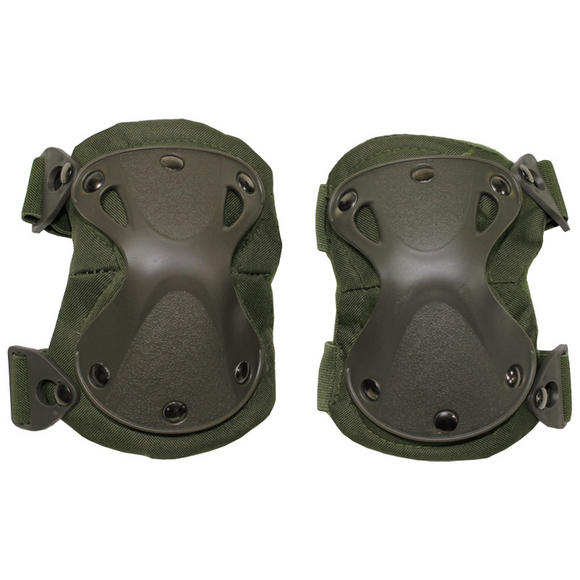MFH Knee Pads Defence Olive