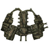 MFH South African Assault Vest Tiger Stripe