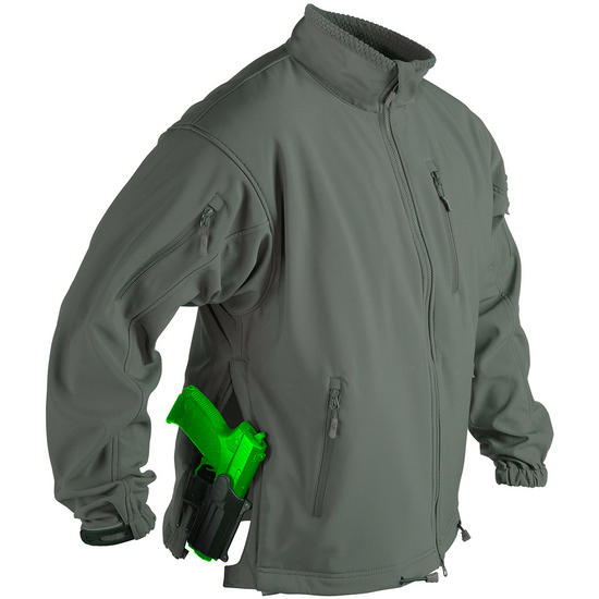 Helikon Jackal Soft Shell Jacket Foliage