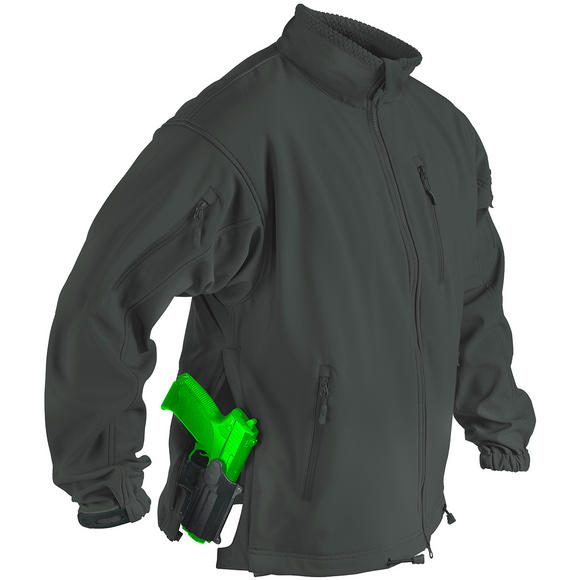 Helikon Jackal Soft Shell Jacket Jungle Green