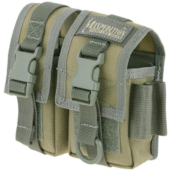 Maxpedition TC-7 Pouch Khaki Foliage