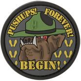 Maxpedition Devil Dog (SWAT) Morale Patch