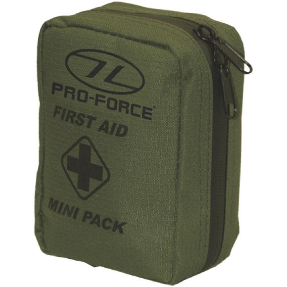 Pro-Force First Aid Mini Pack Olive
