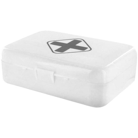 Highlander Outdoor First Aid Kit White