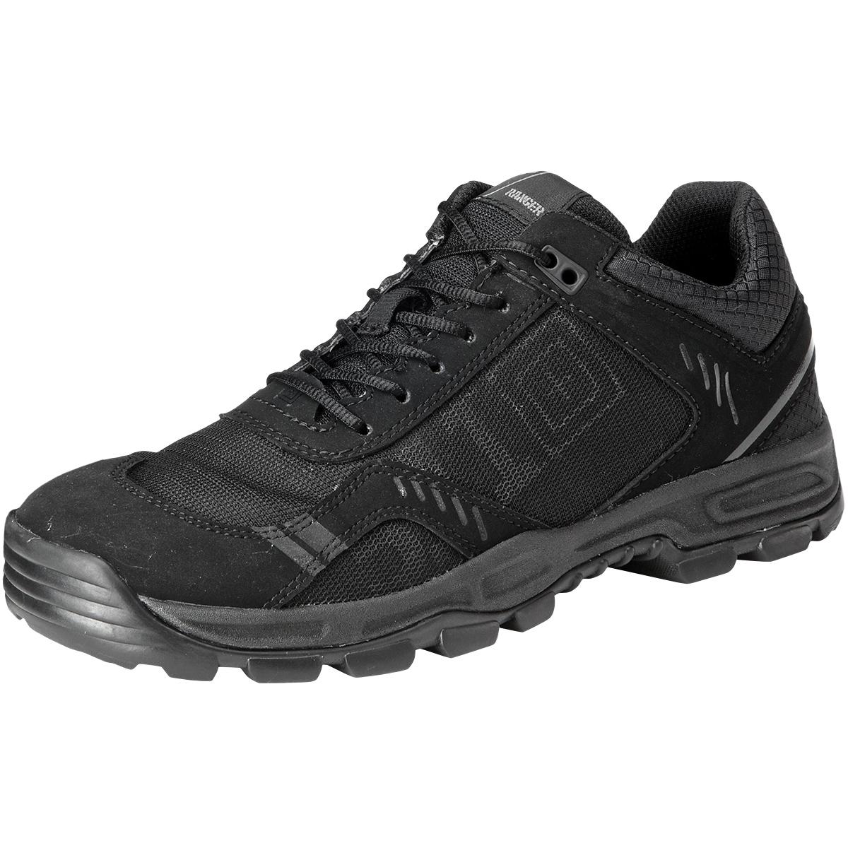 Black Nubuck Mens Shoes