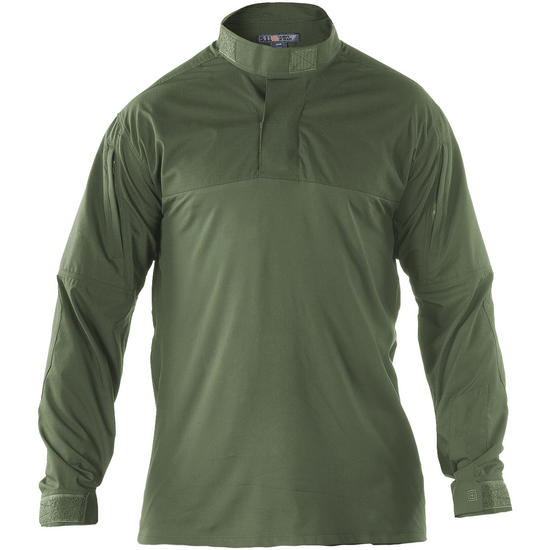 5.11 Stryke TDU Rapid Shirt Long Sleeve TDU Green