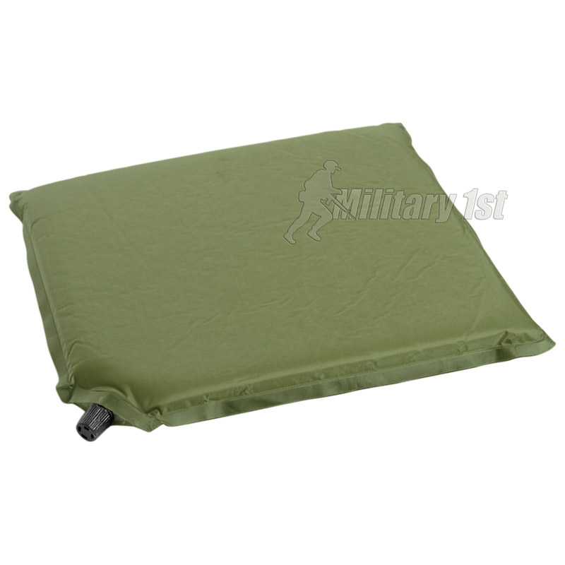 SELF INFLATABLE CAMPING SEAT FOAM MAT HIKING OUTDOOR