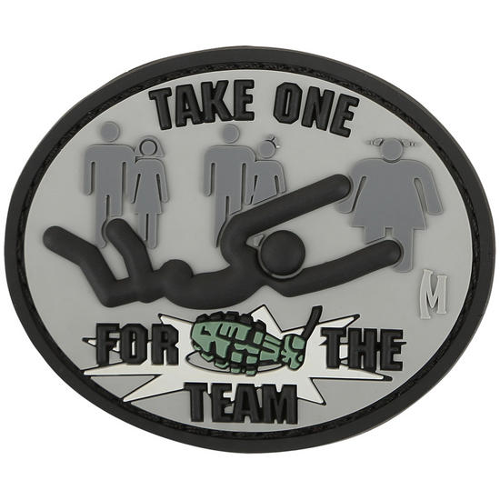 Maxpedition Take One for the Team (SWAT) Morale Patch