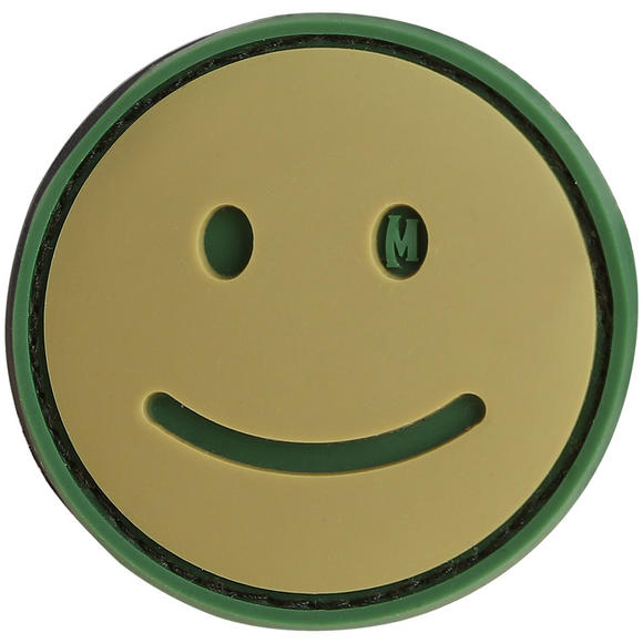 Maxpedition Happy Face (Arid) Morale Patch