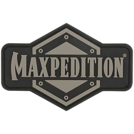 Maxpedition Full Logo (SWAT) Morale Patch