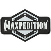 Maxpedition Full Logo (Glow) Morale Patch