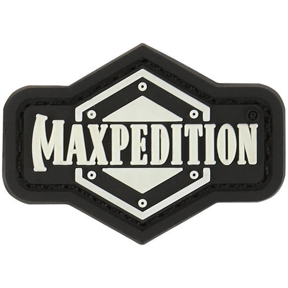 Maxpedition 1 Inch Logo (Glow) Morale Patch