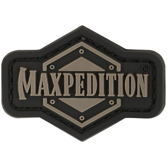 Maxpedition 1 Inch Logo (SWAT) Morale Patch