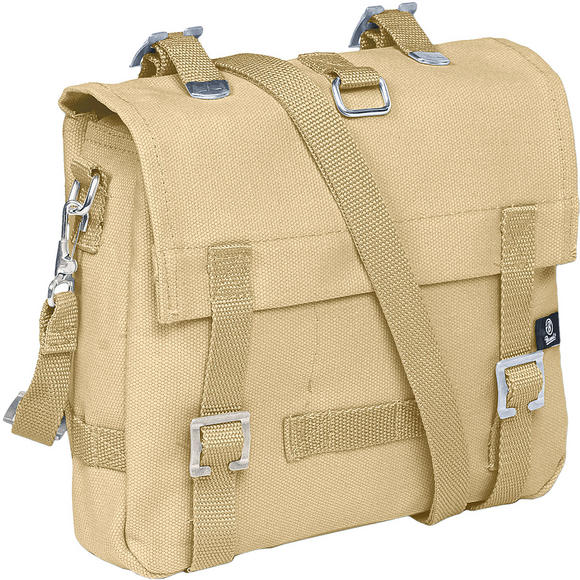 Brandit Canvas Bag Small Khaki