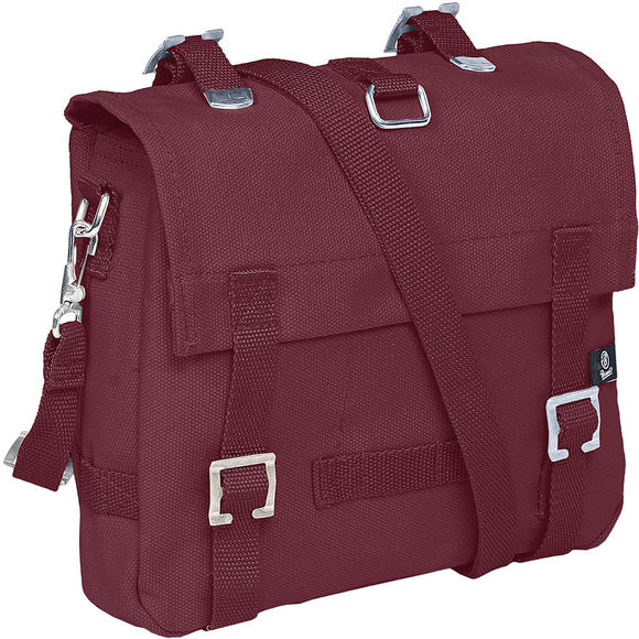 Brandit Canvas Bag Small Bordeaux
