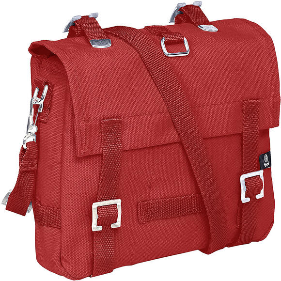 Brandit Canvas Bag Small Red