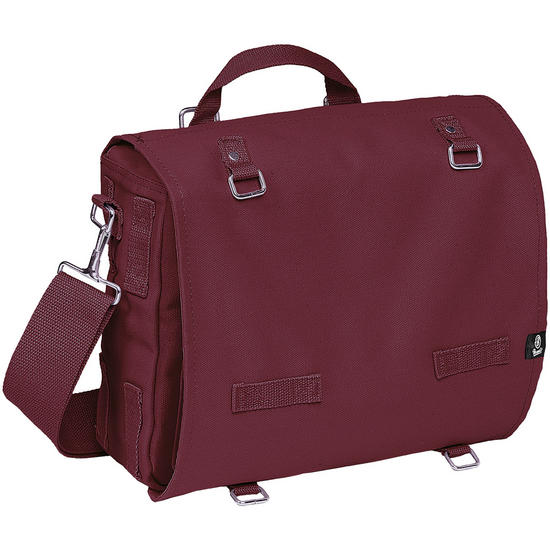 Brandit Canvas Bag Large Bordeaux