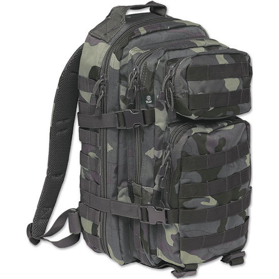 Brandit US Cooper Rucksack Medium Dark Camo
