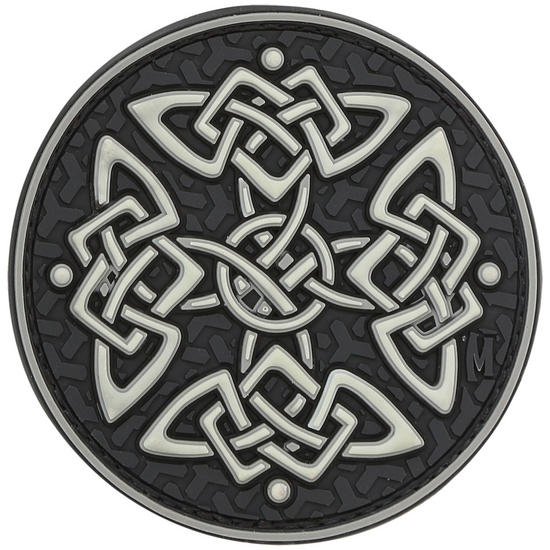 Maxpedition Celtic Cross (Glow) Morale Patch
