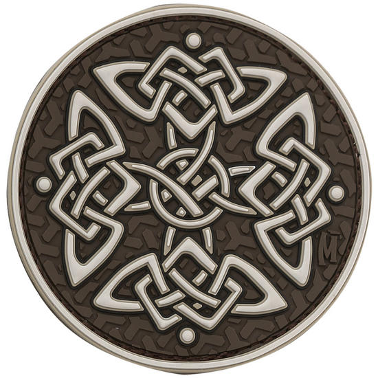 Maxpedition Celtic Cross (Arid) Morale Patch