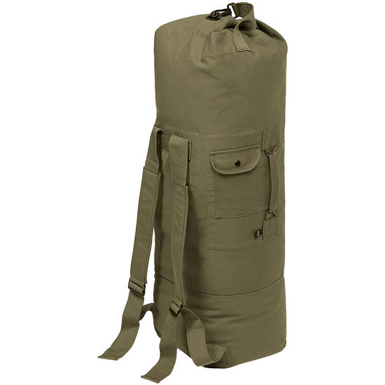 Brandit US Seesack with Shoulder Straps Olive