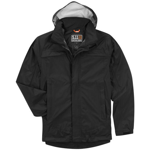 5.11 Tac Dry Rain Shell Black