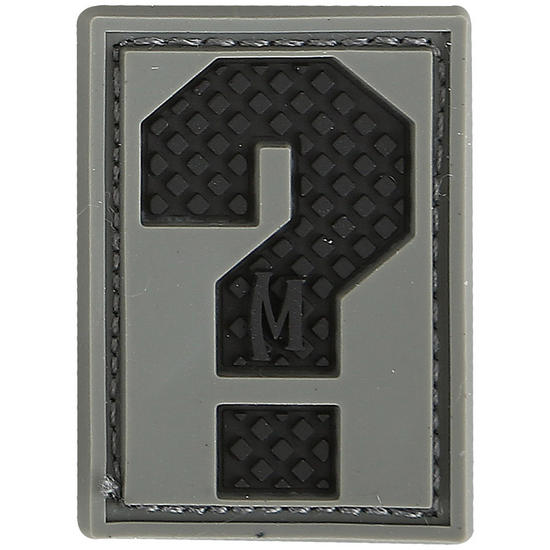 Maxpedition Letter ? (SWAT) Morale Patch