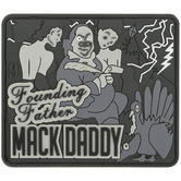 Maxpedition Ben Franklin Mack (SWAT) Morale Patch