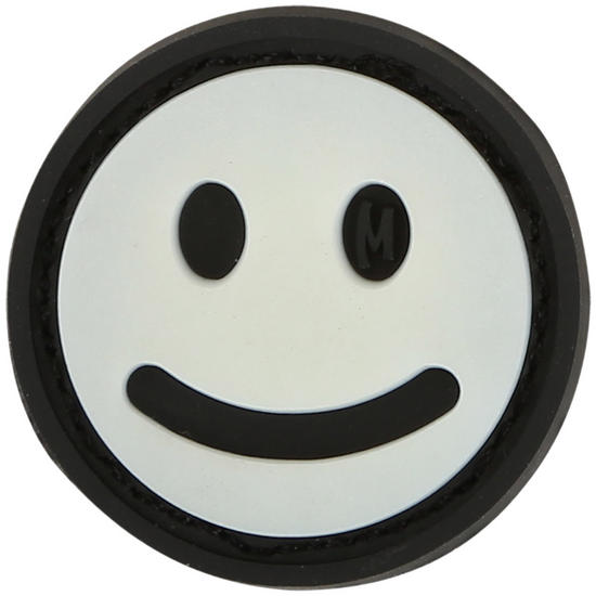Maxpedition Mini Happy Face (Glow) Morale Patch