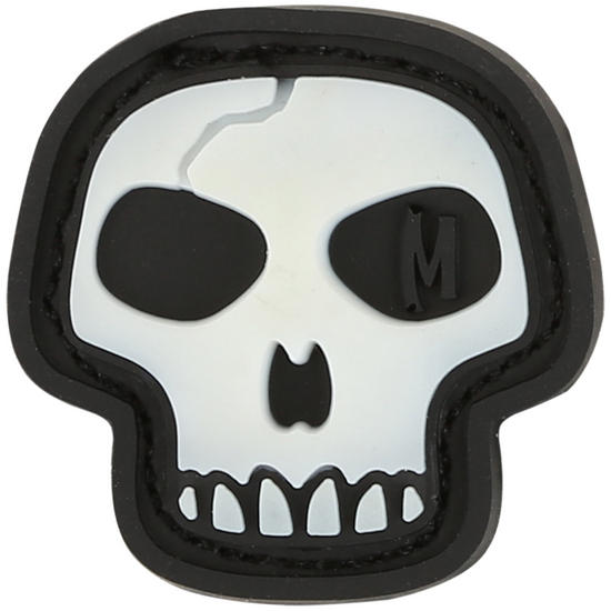 Maxpedition Mini Skull (Glow) Morale Patch