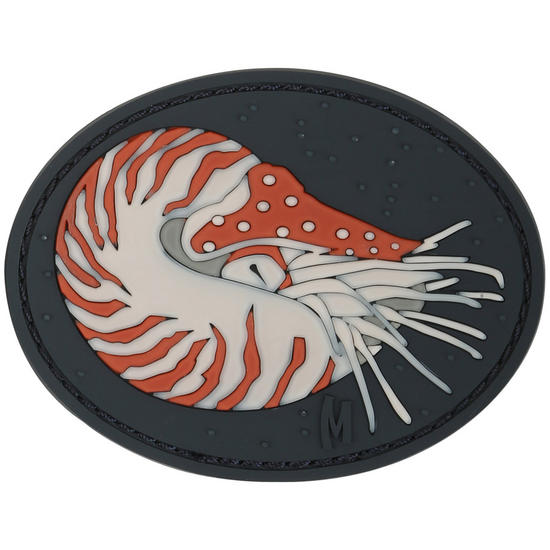 Maxpedition Nautilus (Full Colour) Morale Patch