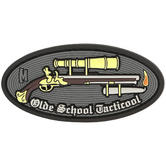Maxpedition Olde School Tacticool (SWAT) Morale Patch
