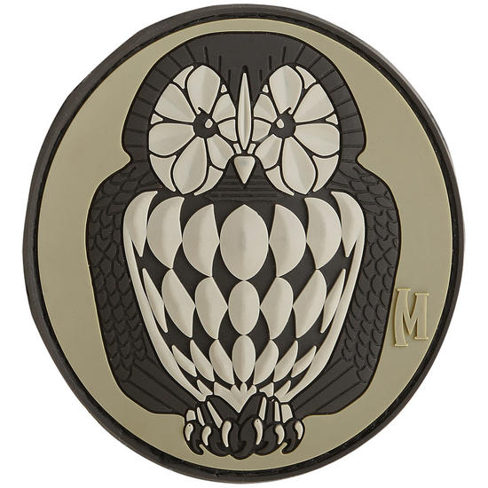 Maxpedition Owl (Arid) Morale Patch