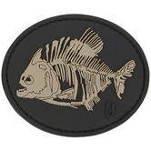 Maxpedition Piranha Bones (SWAT) Morale Patch