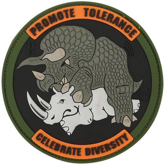 Maxpedition Promote Tolerance (Full Colour) Morale Patch