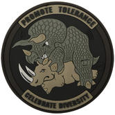 Maxpedition Promote Tolerance (Arid) Morale Patch