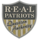 Maxpedition Real Patriots (Arid) Morale Patch