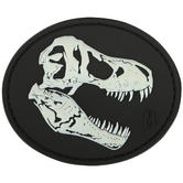 Maxpedition T-Rex Skull (Glow) Morale Patch
