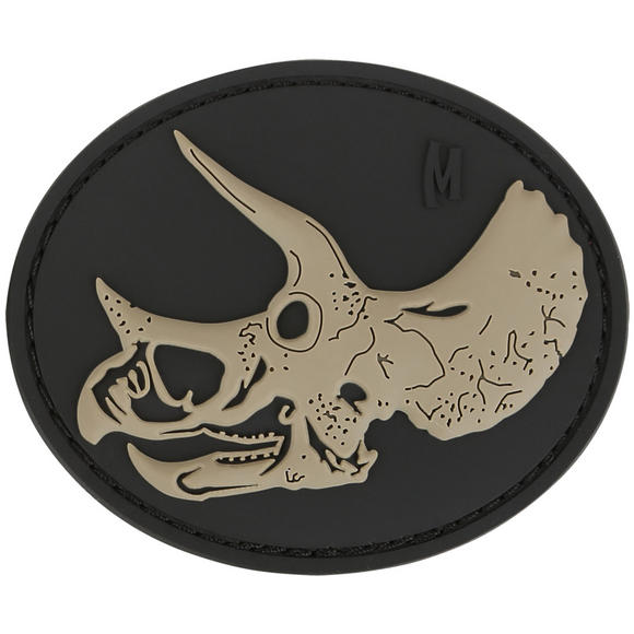 Maxpedition Triceratops Skull (SWAT) Morale Patch
