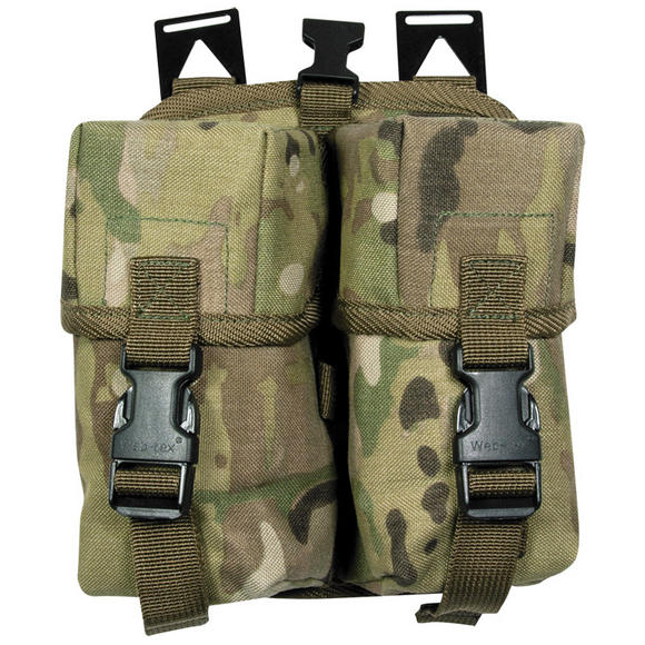 Web-Tex Double Ammo Pouch MultiCam