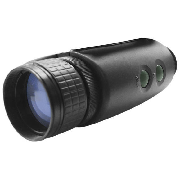 SMK WH20-111 Night Vision Scope Pocket Model Black with Case