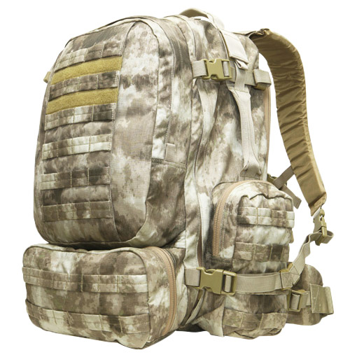 CONDOR 3-DAYS ASSAULT PACK MILITARY PATROL BACKPACK HIKING ...