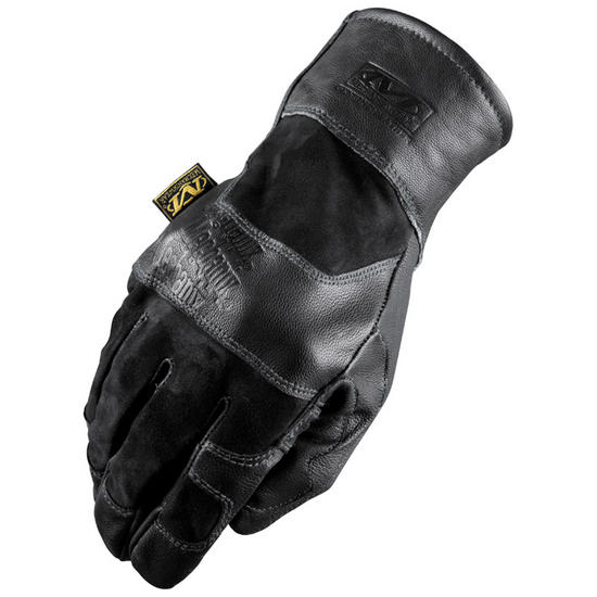 Mechanix Wear Flight Deck All Leather Gloves Covert