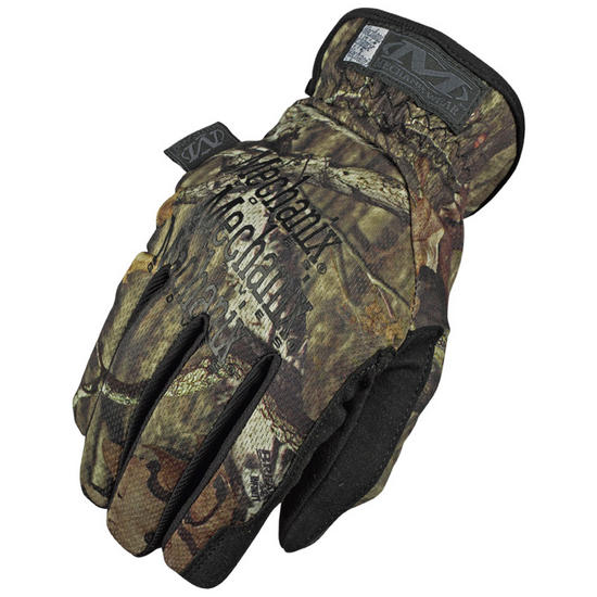 Mechanix Wear FastFit Gloves Mossy Oak