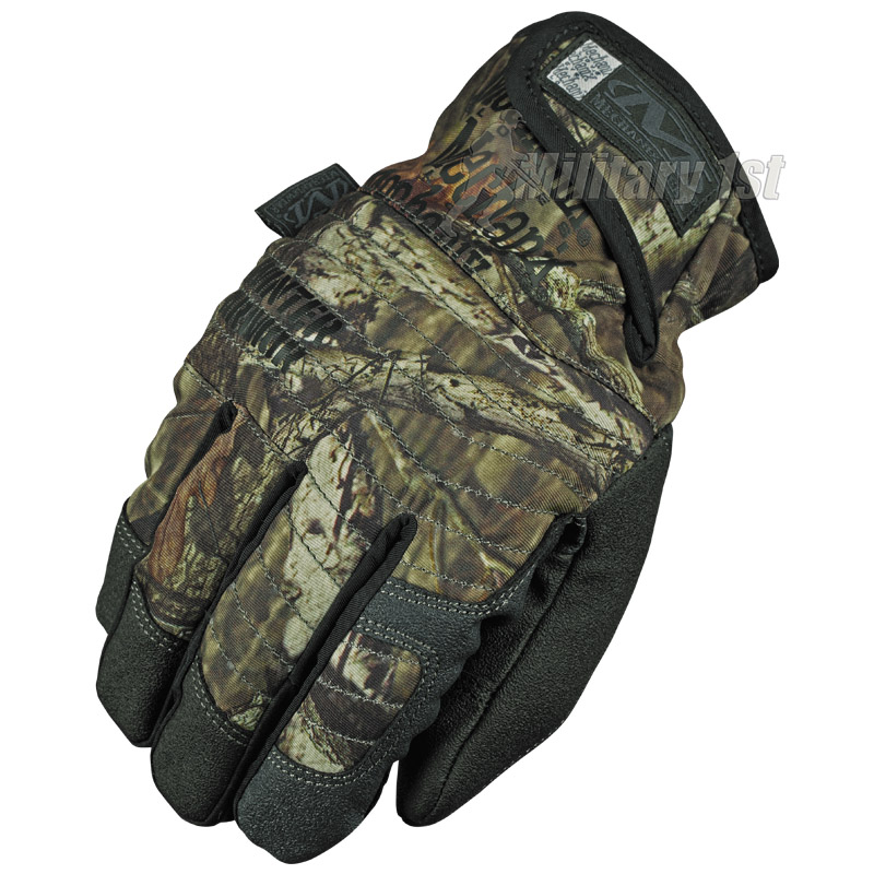 Mechanix wear warm winter armor mens gloves work hunting for Winter fishing gloves