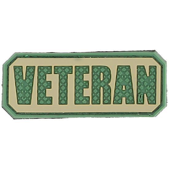 Maxpedition Veteran (Arid) Morale Patch