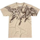 7.62 Design St. Michael Vengeance T-Shirt Sand