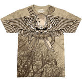 7.62 Design USMC Recon Swift Silent Deadly T-Shirt Sand