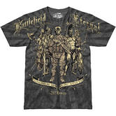 7.62 Design Battlefield Eternal T-Shirt Charcoal